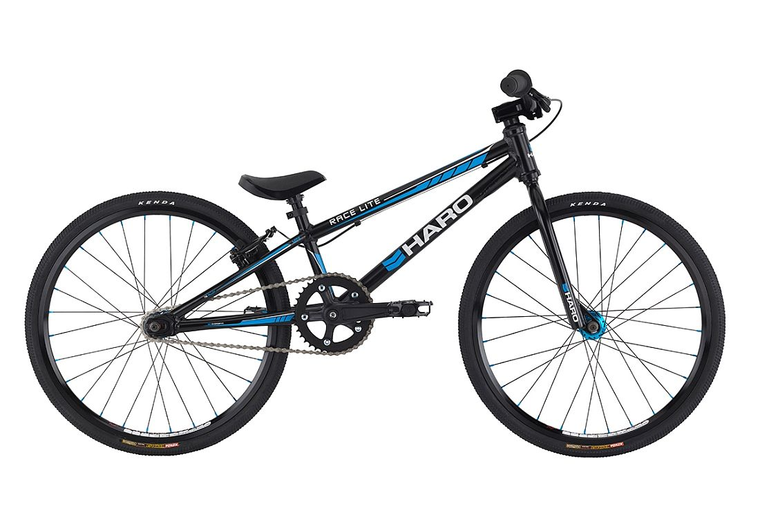 Haro BMX Race Lite MINI Black/blue