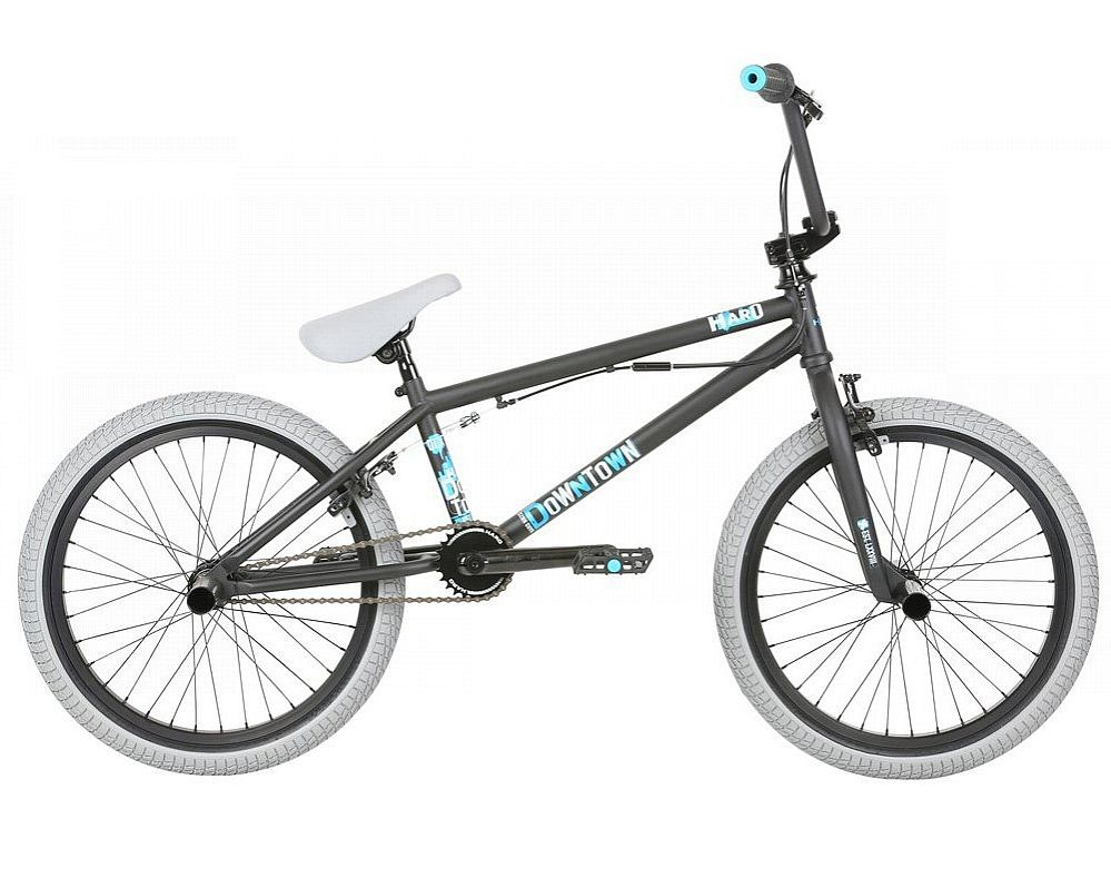 Haro Downtown DLX - Black 20.5""