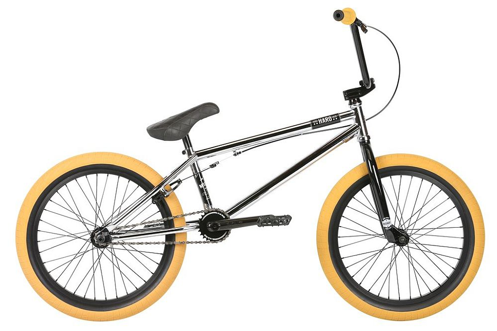 Haro Midway Freecoaster Chrome 21""