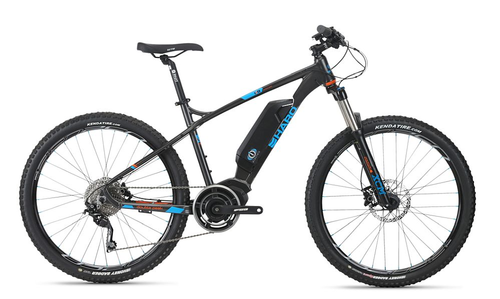 Haro Double Peak I/O e-bike 27,5""
