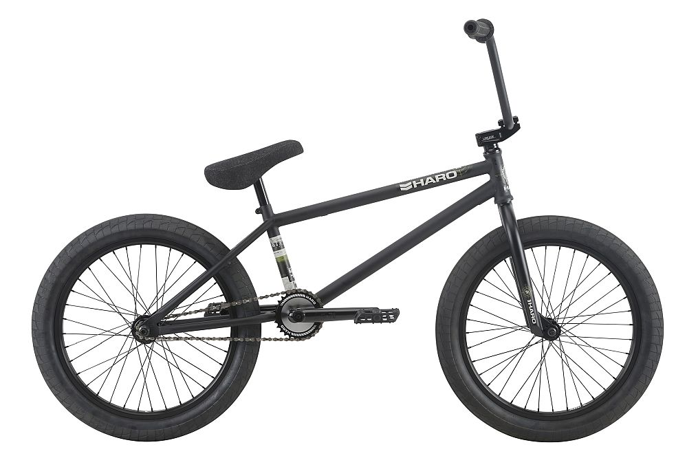 "Haro SD AM - 21"" - Matte Black"