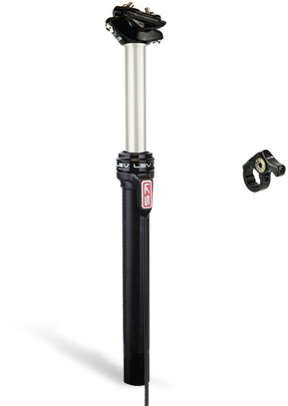 KS Shock - Kind Shock LEV 385/125 - 30,9 seatpost