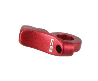 KS Shock - Remote Lever red