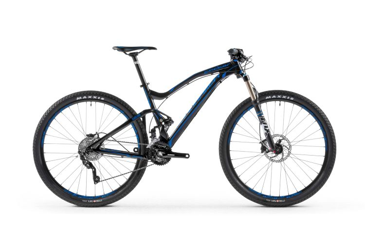 2014 Mondraker Factor - size M - from test
