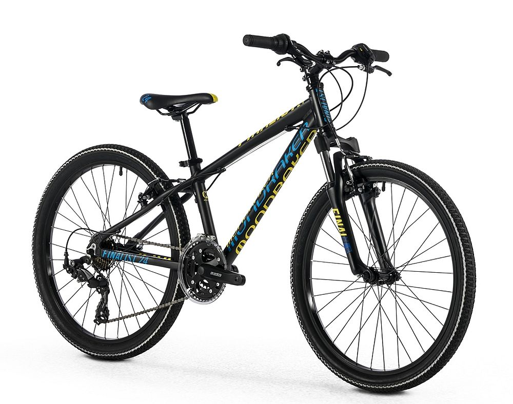 Mondraker Finalist 24 kid - black/blue