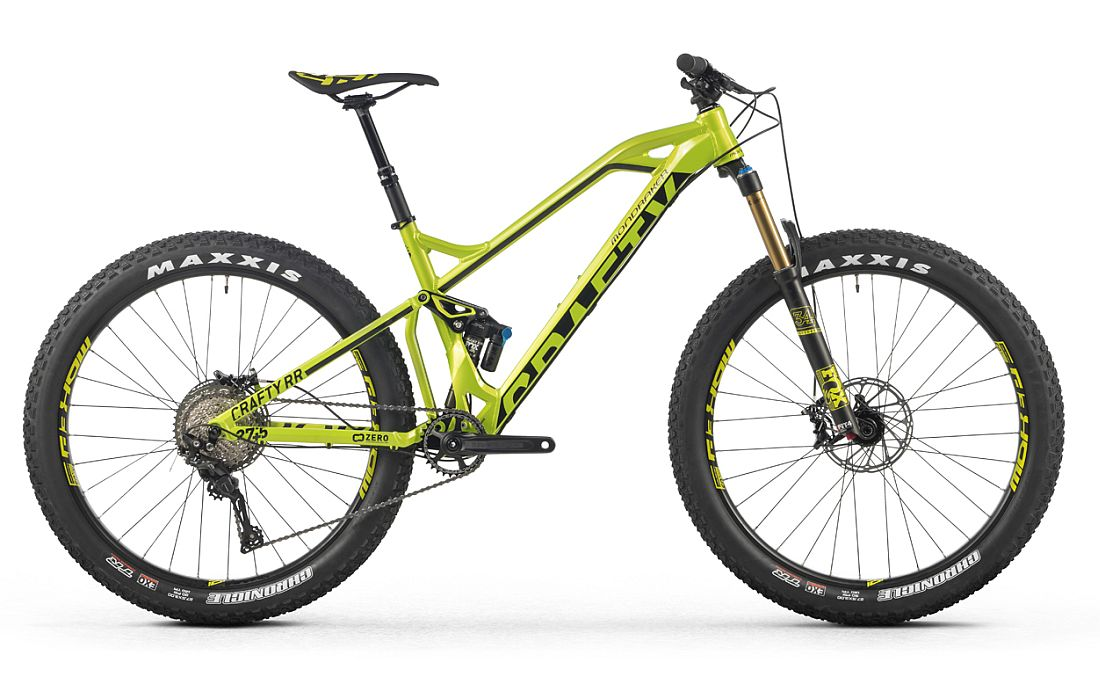 Mondraker Crafty RR+ (27.5 Plus) size L