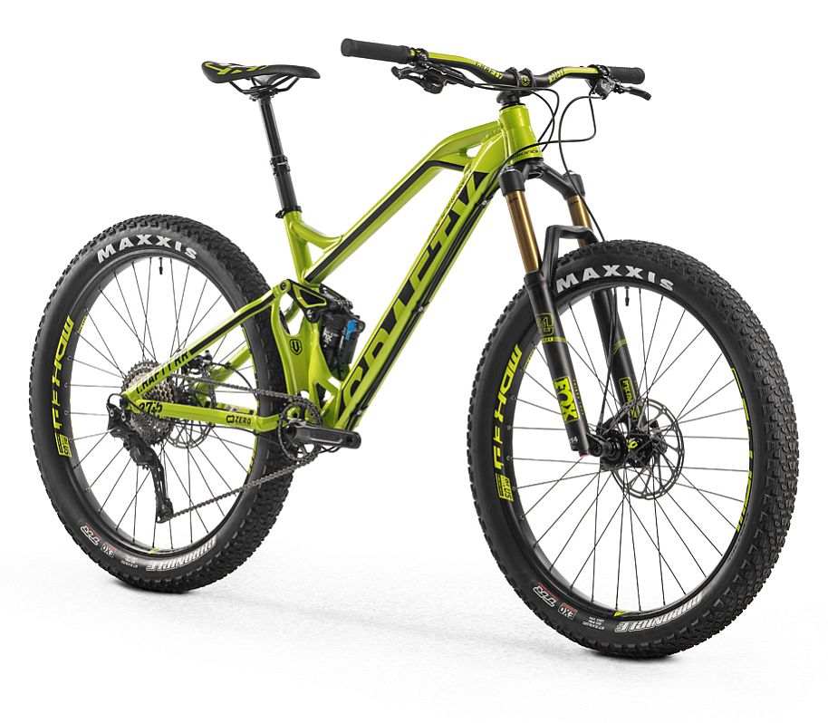 2016 Mondraker Crafty RR+ (27.5 Plus) size L