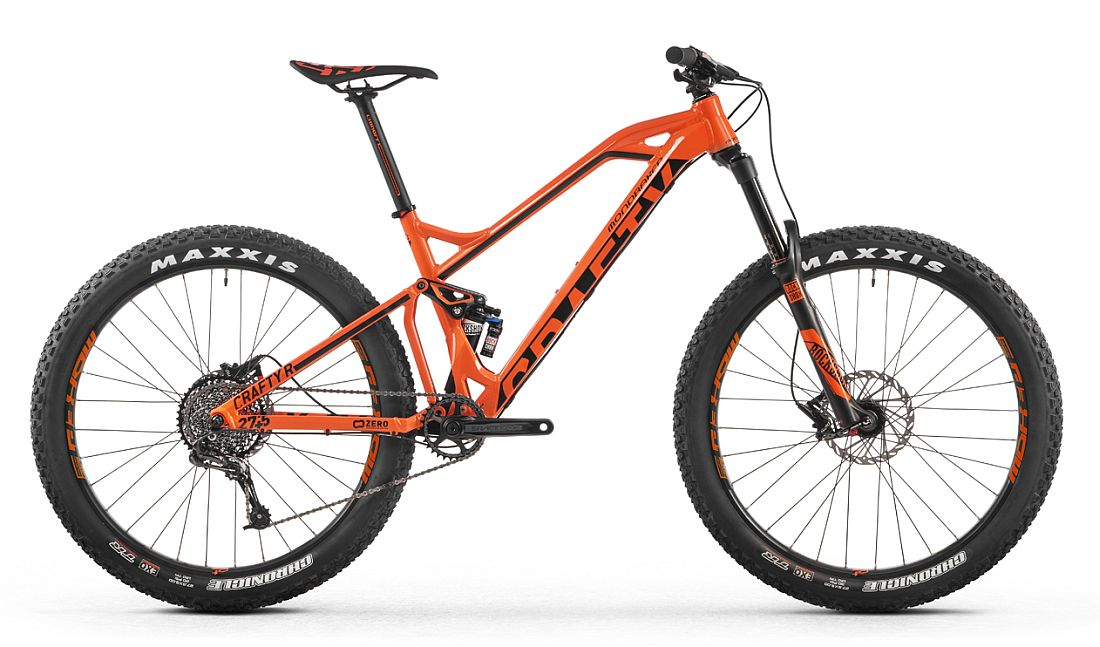 2016 Mondraker Crafty R+ (27.5 Plus) SALE