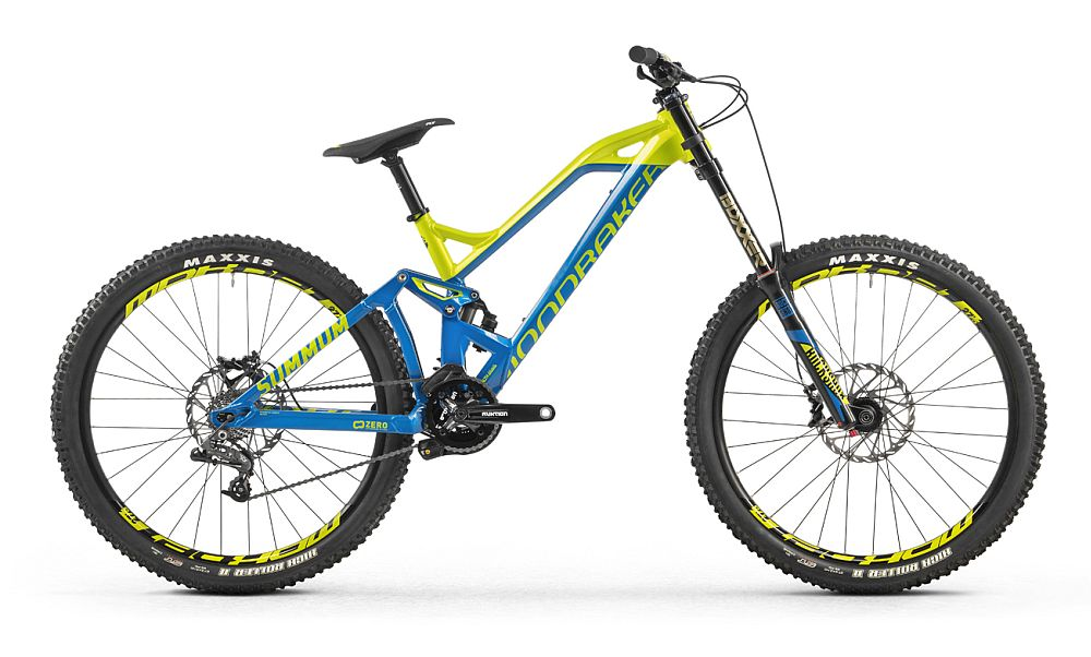 2016 Mondraker Summum 27.5 (Alloy)