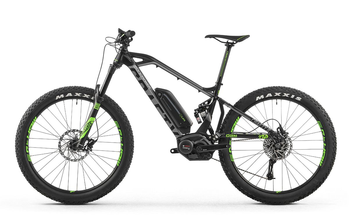 2016 Mondraker E-Crafty R+ (27,5+) e-bike - size M