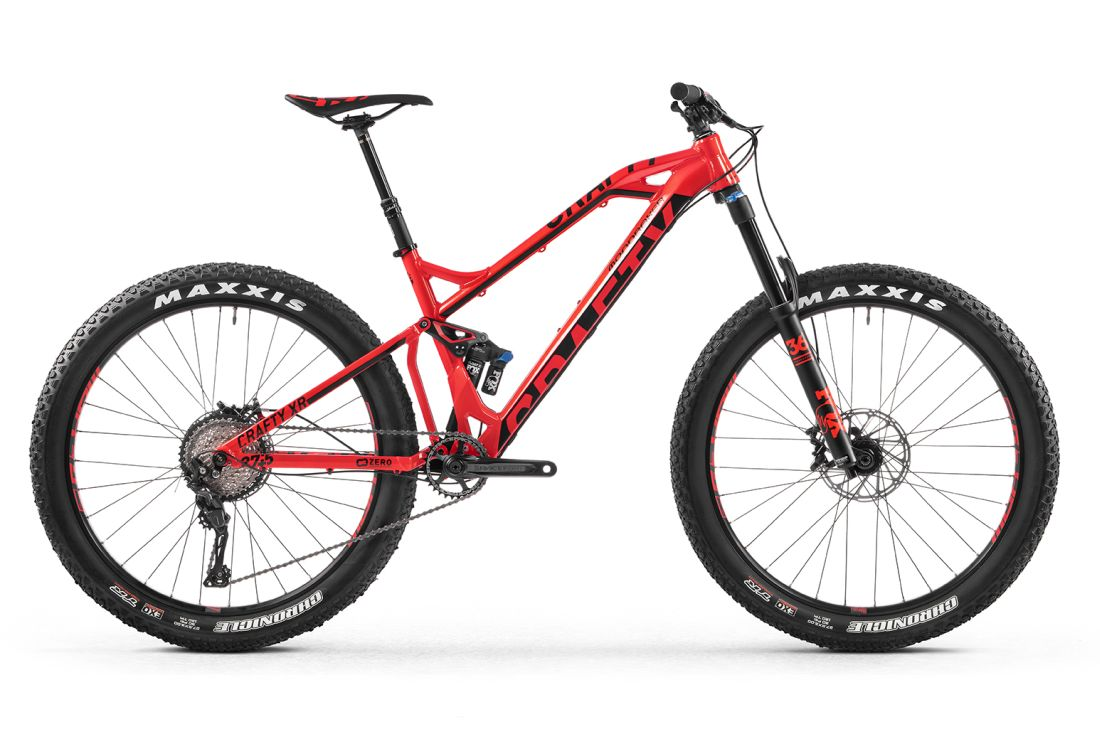 2017 Mondraker Crafty XR+ (27.5 Plus)