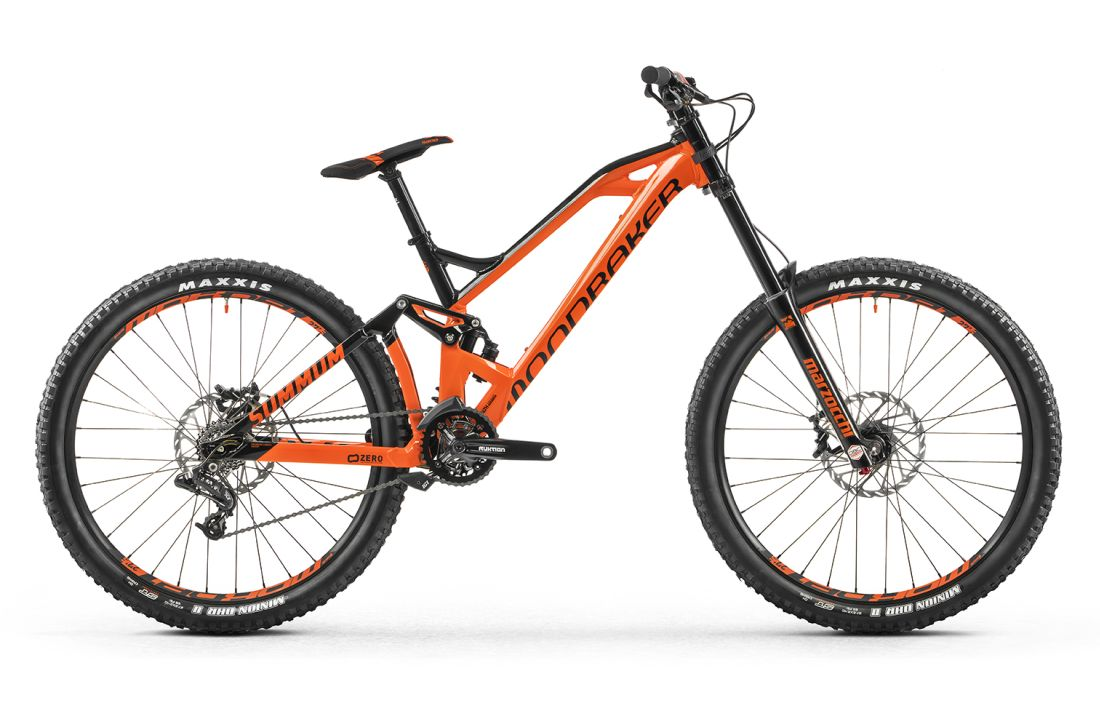 2017 Mondraker Summum 27,5 (Alloy)
