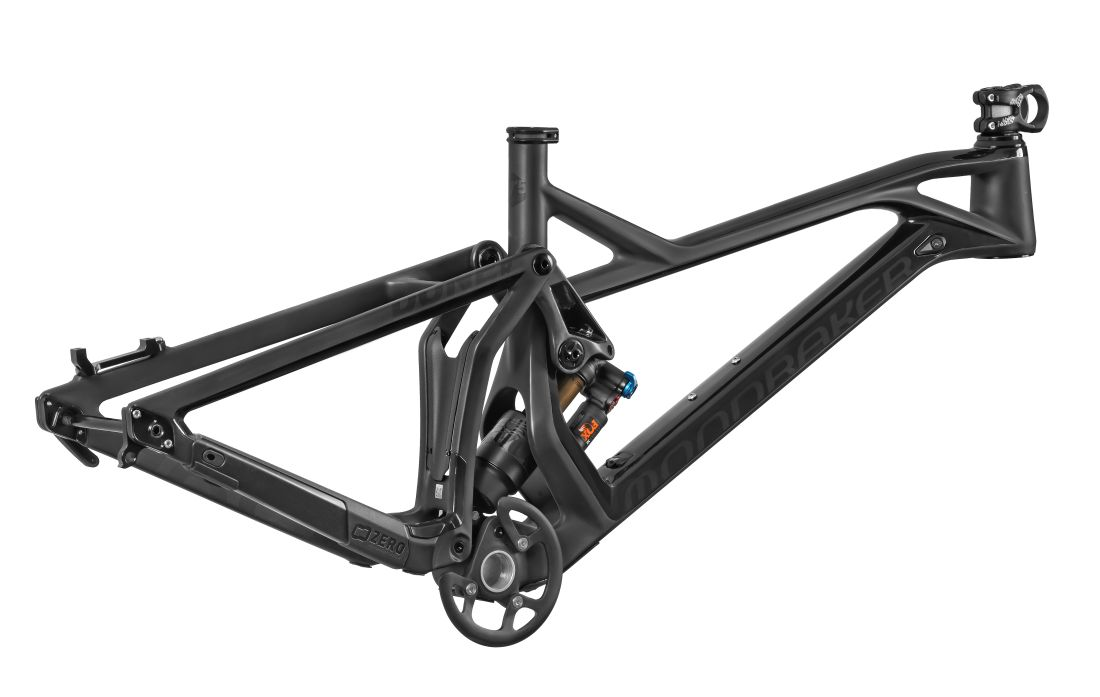 2017 Mondraker Dune Carbon R 27.5 (Float X2) - frame set