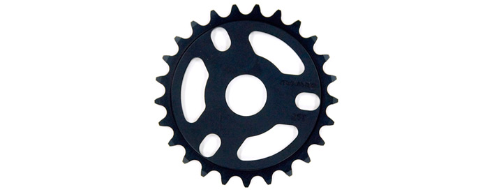 MacNeil Light sprocket black