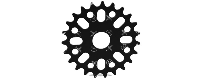 MacNeil Primary sprocket black