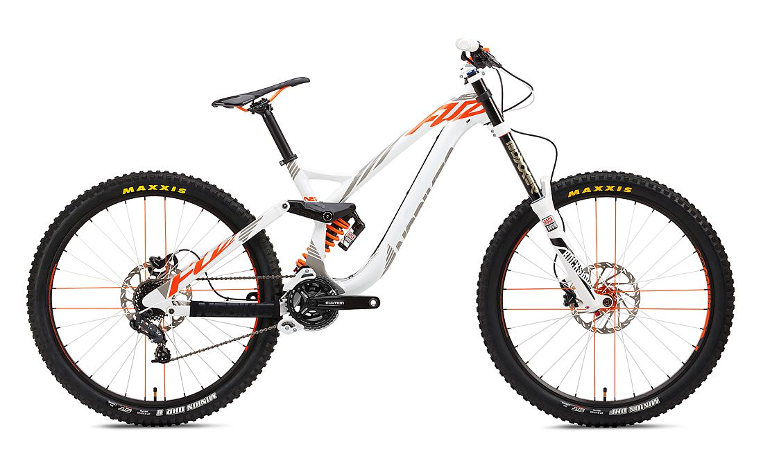 2016 NS Bikes Fuzz 2 (27,5) - DH downhill bike