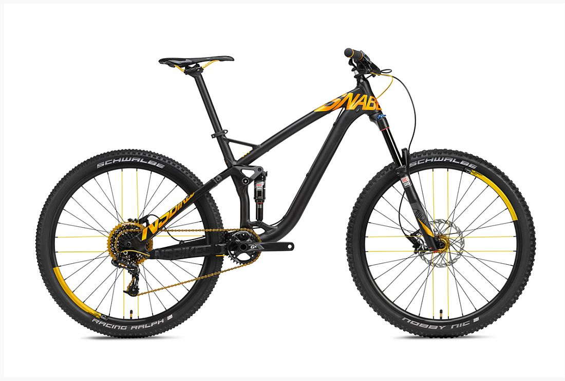 NS Bikes Snabb T2 (27,5) - trail / all mountain bike XVI