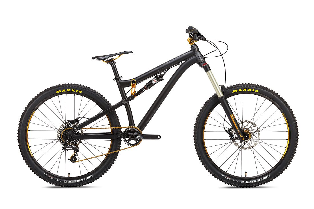 2016 NS Bikes Soda Evo Air (27,5) - freeride/bikepark bike