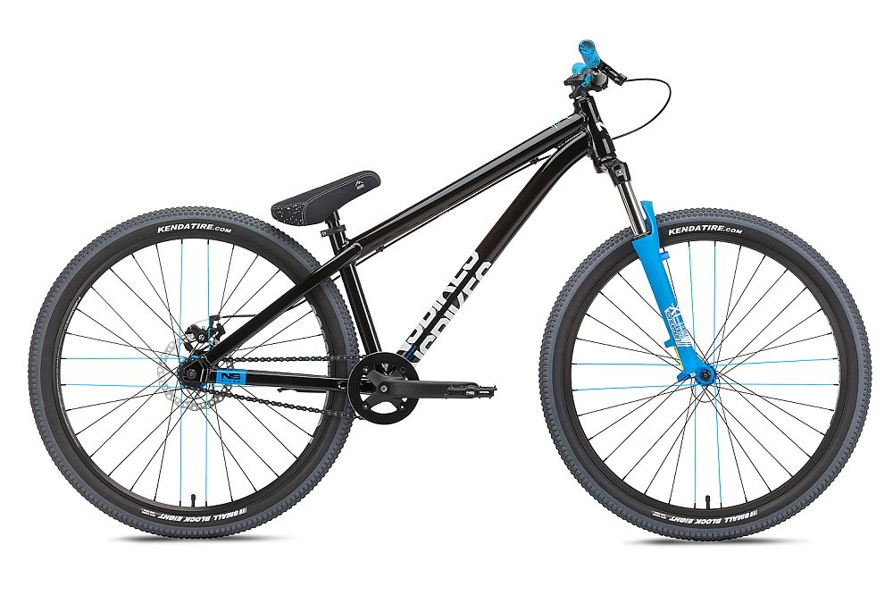NS Bikes Zircus - Black Blue