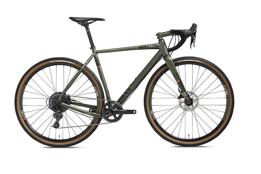 NS Bikes RAG+ 1 - gravel bike - Green