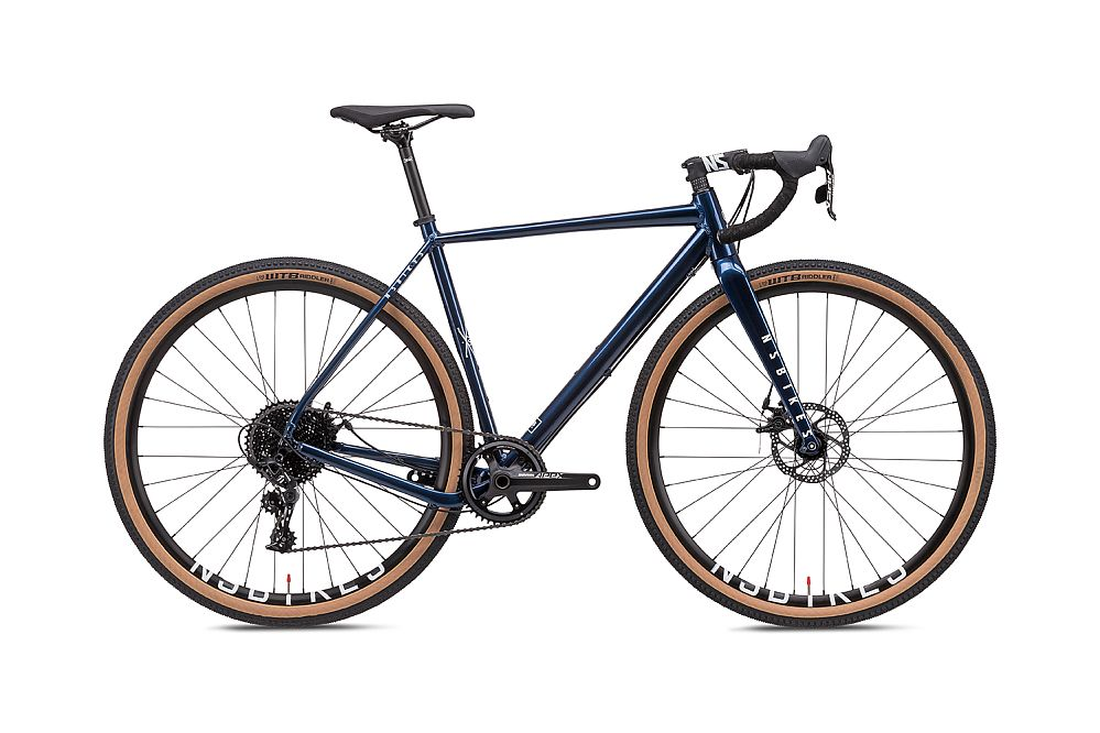 NS Bikes RAG+ 2 - gravel bike - Navy