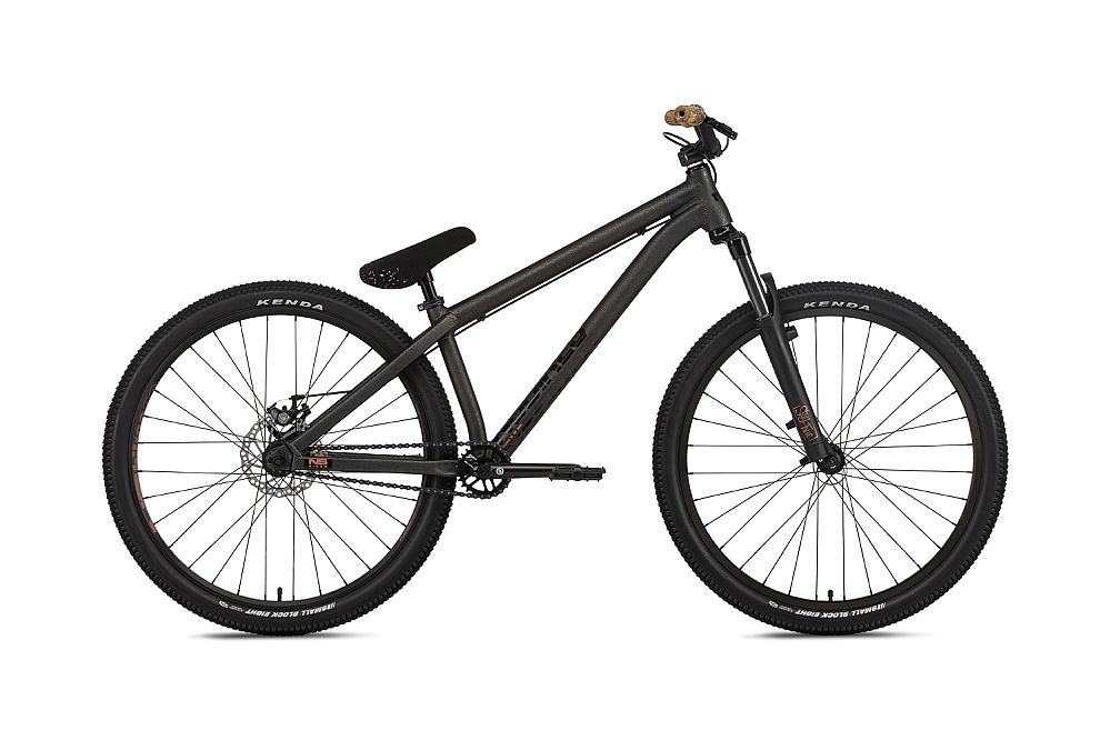 NS Bikes Movement 3 Black