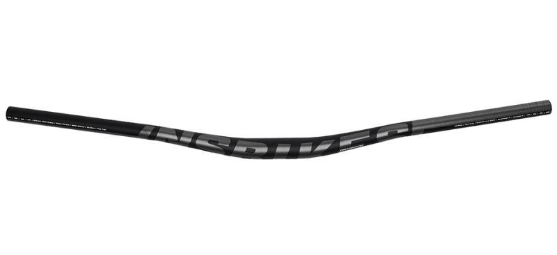 NS Bikes Evidence PLUS bars 31,8 mm Black