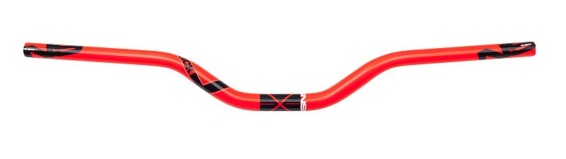 NS Bikes Lick bars 25,4 mm Red