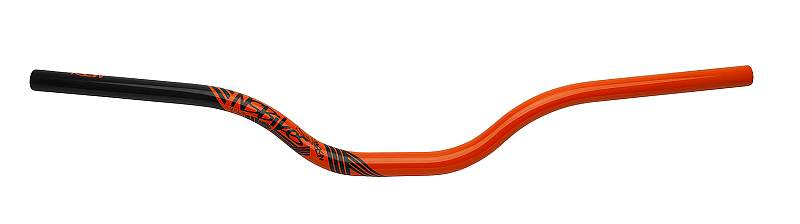 NS Bikes Proof bars 25,4 mm Ltd. Hell Orange
