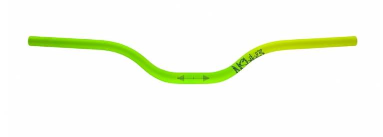 NS Bikes Proof řidítka 25,4 mm Ltd. Lemon Lime