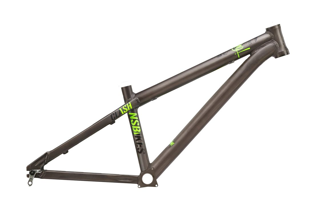 NS Bikes Clash JR (Junior) rám - raw 24""
