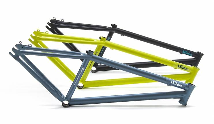 NS Bikes Traffic II frame