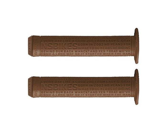 NS Bikes Sam Pilgrim Legend Tan brown grips