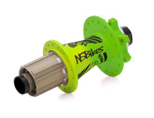 NS Bikes Rotary Cassette 150/157x12 rear hub Jungle