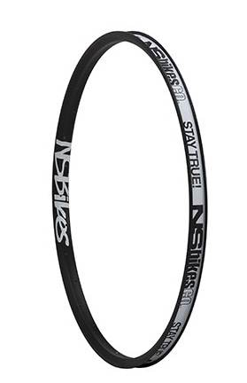 "NS Bikes Trailmaster II rim 26"" Black"