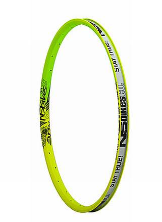 "NS Bikes Trailmaster II rim 26"" Jungle"