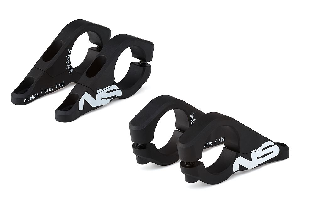 NS Bikes Direct Mount stem black