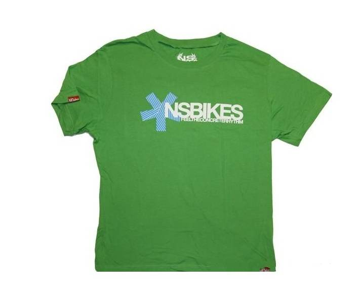 NS Bikes T-shirt CUHUF Green