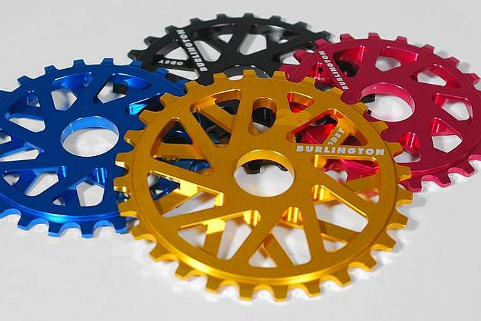 Odyssey Burlington sprocket 25T
