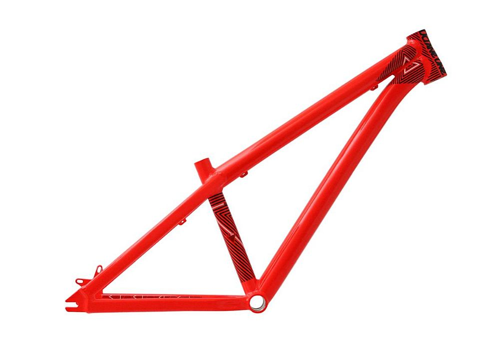 Octane One Zircus frame - Red