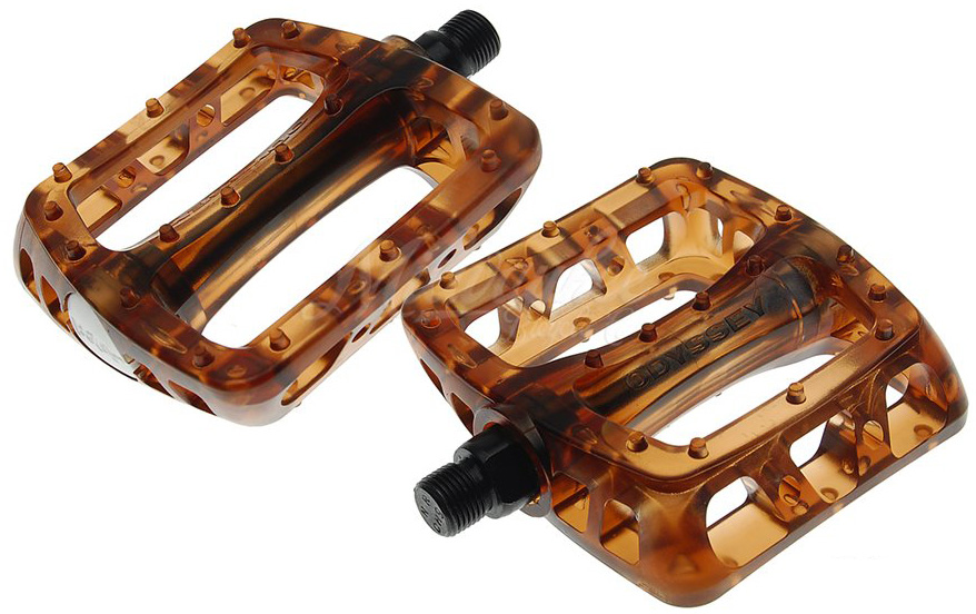 Odyssey Twisted PC LTD pedals ROOT BEER
