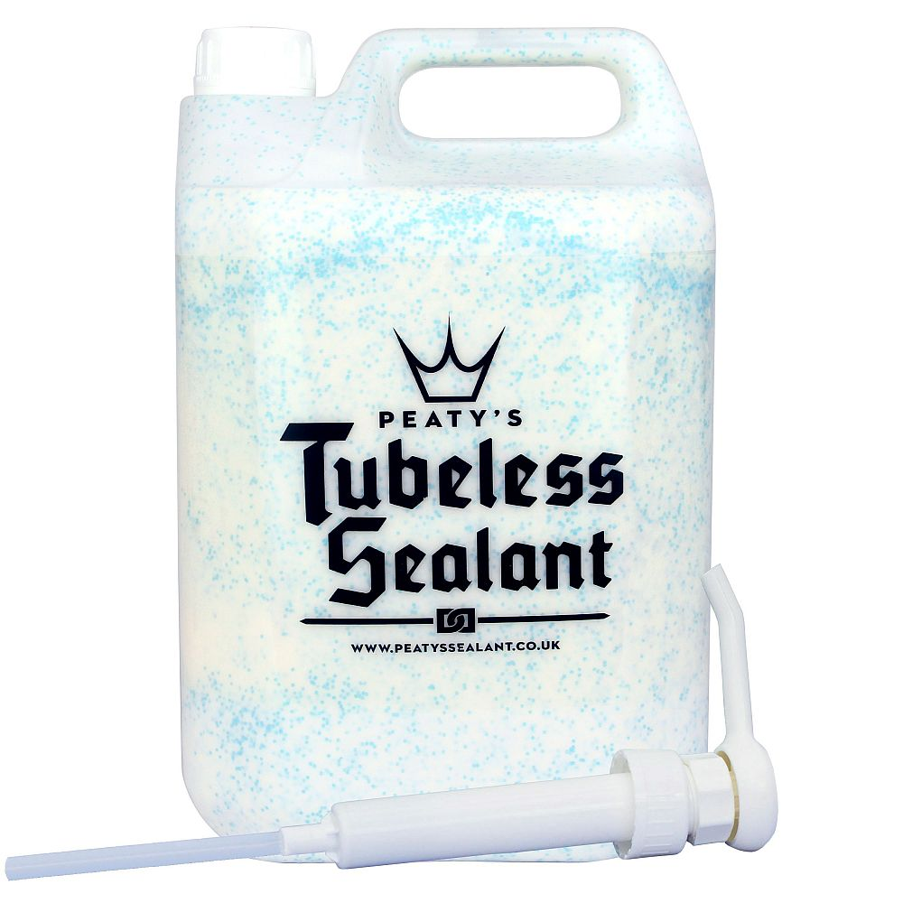 Peaty's Tubeless Sealant 5 l Workshop Pump Tub preventivní tmel