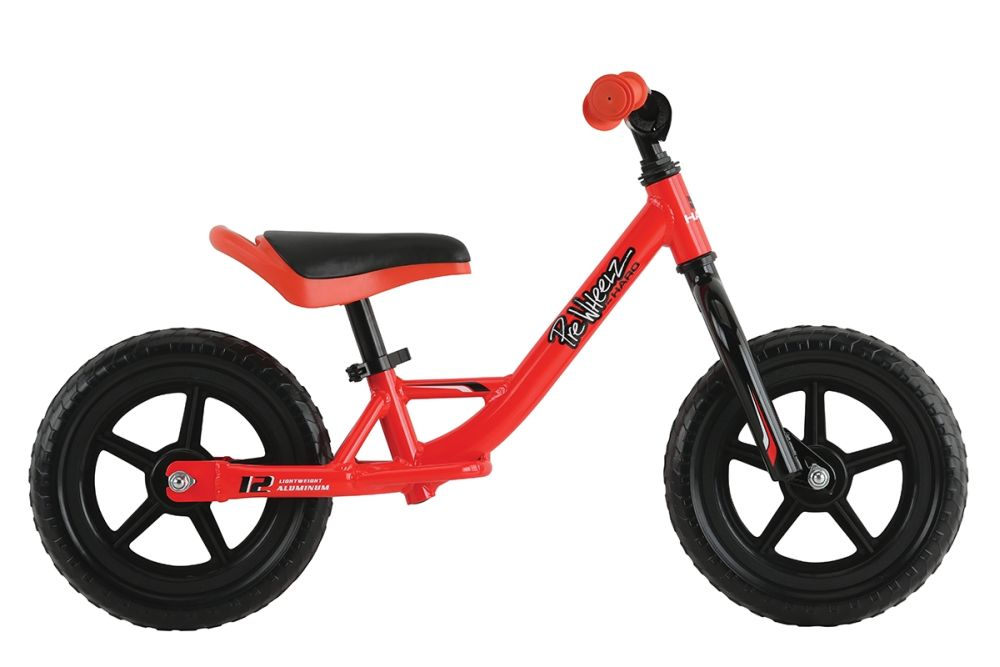 Haro PreWheelz Alu 12 - balance bike - Red