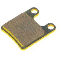 QDP-26 Quad brake pads Hope 2 piston (incl. spings)