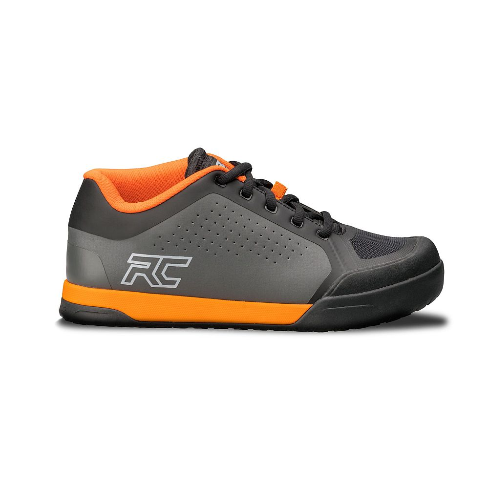 Ride Concepts Powerline Eur 44,5 / US 11 Charcoal Orange