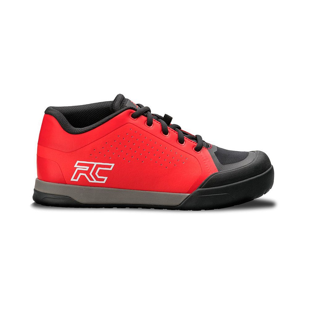 Ride Concepts Powerline Eur 43 / US 10 Red Black