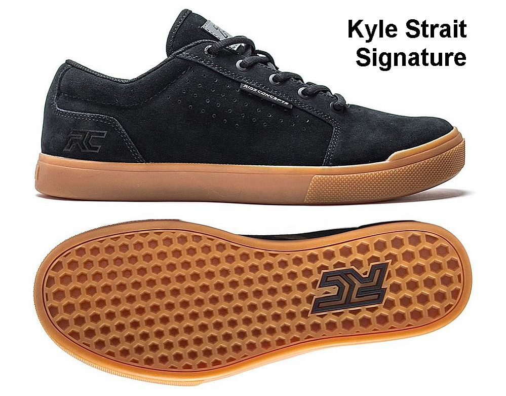 Ride Concepts Vice Men Eur 46.5 / US 12.5 Black
