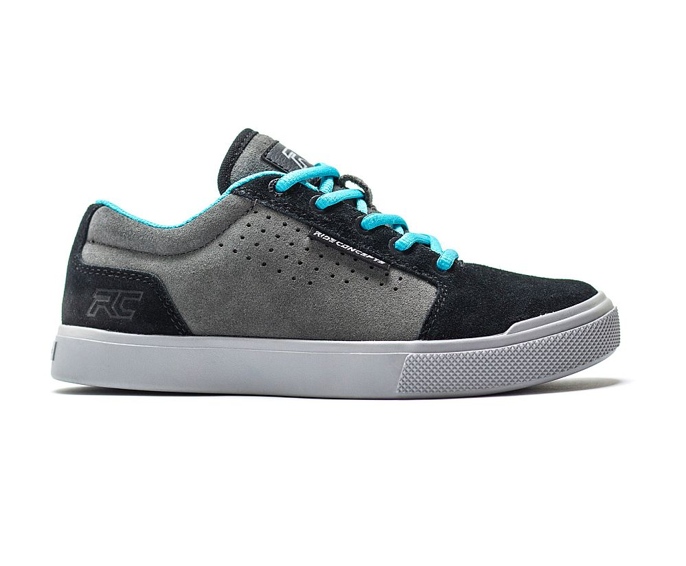 Ride Concepts Vice Youth Dětské Eur 34 / US 2 Charcoal/Black