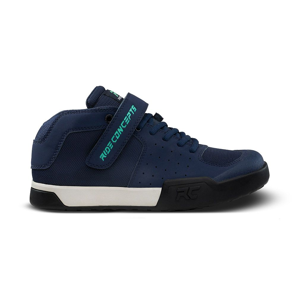 Ride Concepts Wildcat Womens US07 / Eur37.5 Navy/Teal