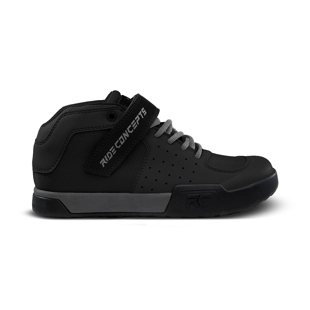 Ride Concepts Wildcat Youth US3 / Eur35 Black/Charcoal